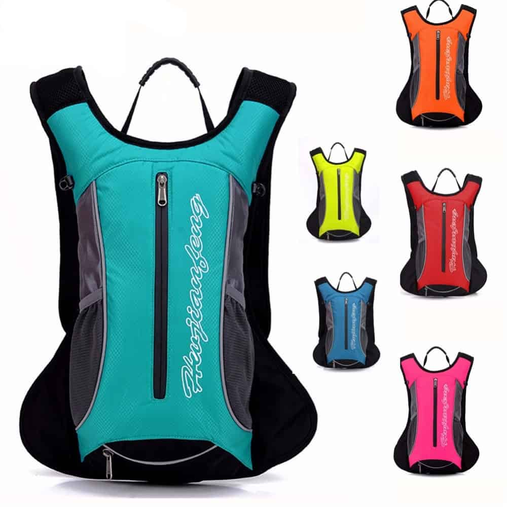 Comfortable Bicycle Riding Backpack 1