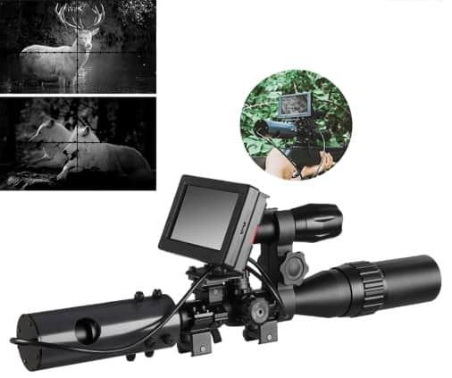 Digital Infrared Night Vision Riflescope 1